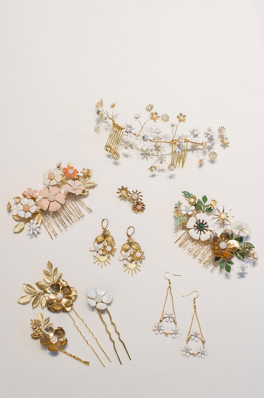 createur bijoux mignonne handmade mariage accessoires mariee