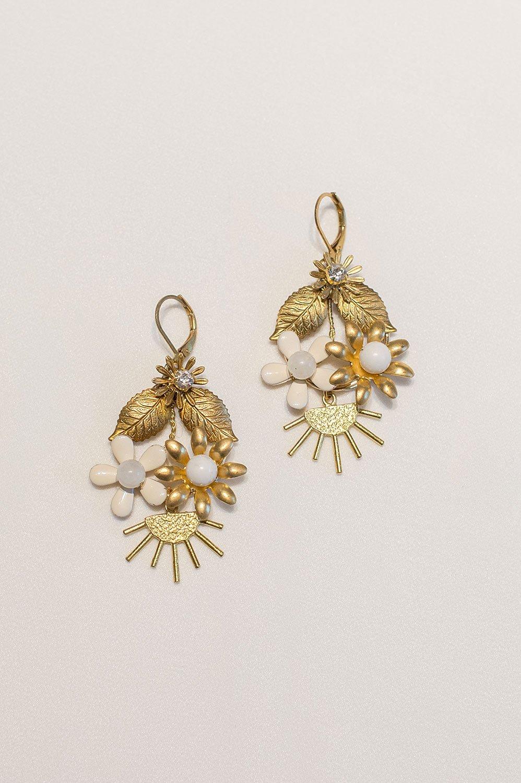 createur bijoux mariage accessoires mariee boucle oreilles profil