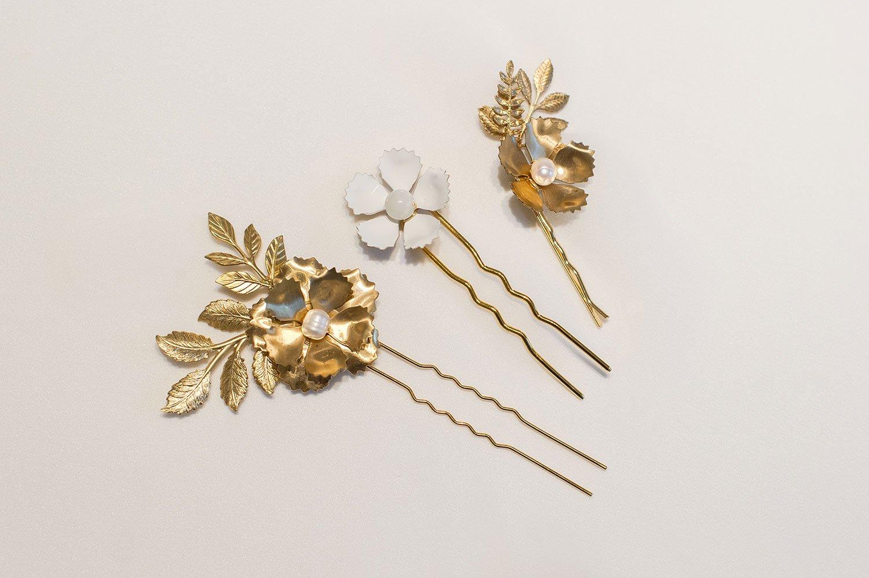 createur bijoux mariage accessoires cheveux mariee