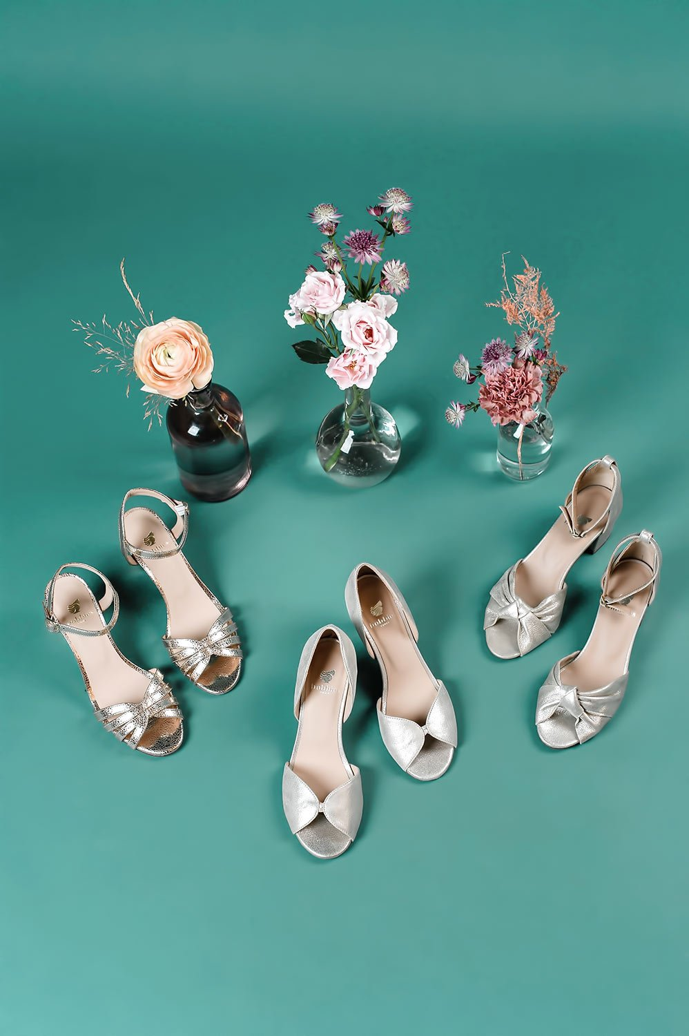 chaussure mariage bobbies ensemble inspiration mariage