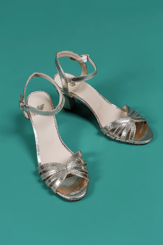 chaussure mariage bobbies inspiration mariage petit talon