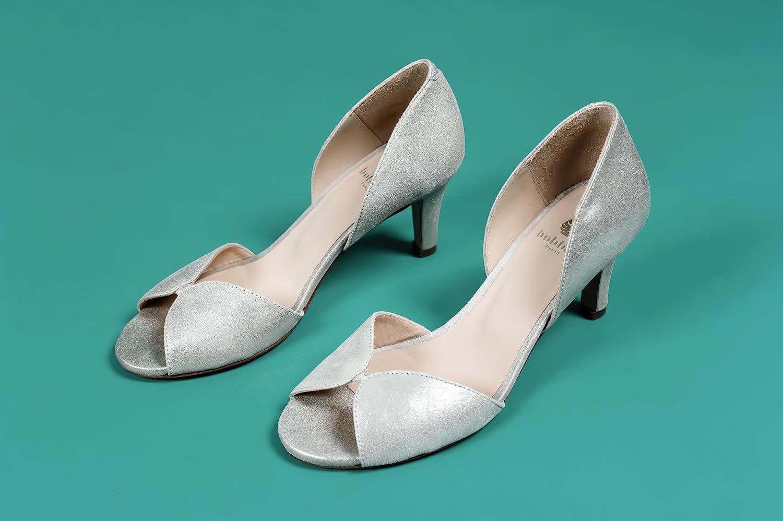 chaussure mariage bobbies inspiration mariage petit talon fin