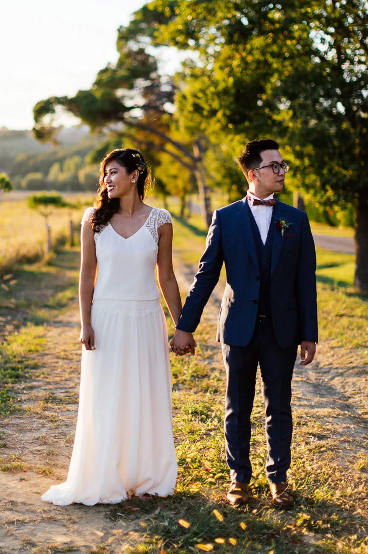 Inspiration mariage toulouse amour couple jour du mariage