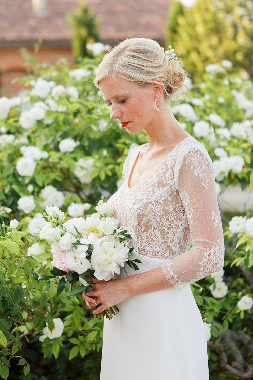 Inspiration mariage toulouse  jour du mariage bouquet fleurs